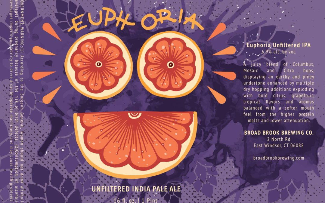 Euphoria Unfiltered IPA Release Party!
